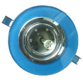 Empotrable Circular de cristal