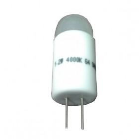 Bombilla G4 LED 1.2W 12V