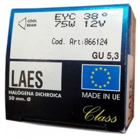 Laes MR16 GU 5.3 75W