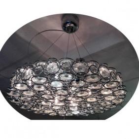 Colgante cristal 16 luces
