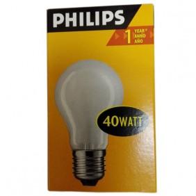 Estandar Mate Philips 230v 40w E27
