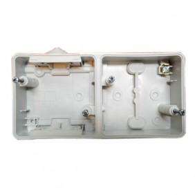 Caja superfice 2 Mecanismos Horizontal