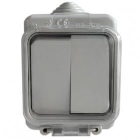 Doble Interruptor 10A 250V