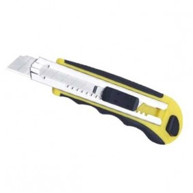 Cutter Profesional Acero Inox.