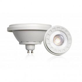Bombilla LED AR111 12W GU10. Dimerable