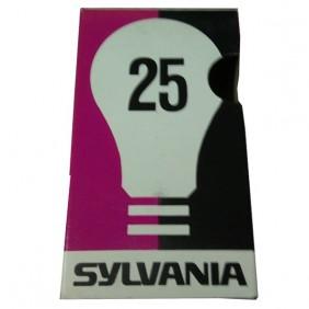 Standard 25w Mate 230V Syvania