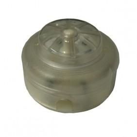Interruptor de Pie Transparente 2A