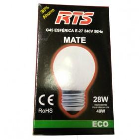 esferica-mate-eco-halogena-28w-e27-rts-848054-28