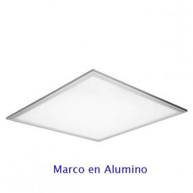 Panel Led 36w 60x60 4000ºK Aluminio