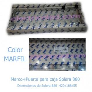 Marco y puerta Sol. 5233