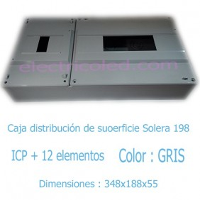 Caja ICP+ 12 elementos
