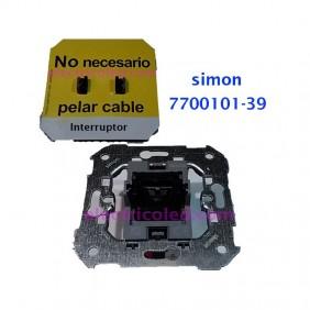 Mec. Interruptor Unipolar