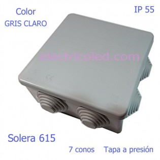 Caja Estanca 110x110x50 mm
