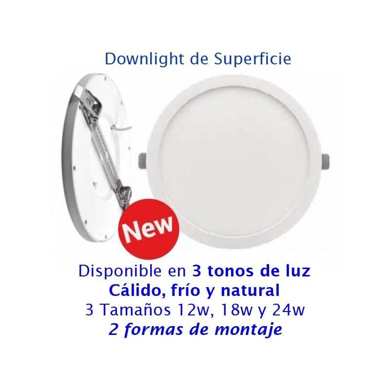 Plafón-Superficie-Led-LightED-MONET-24w-3000K