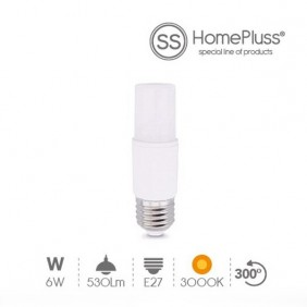 bombilla-led-tubular-cornlight-E27-6w-3000K-HomePluss-8000462