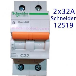 Int. Magneto 2P 32A (Schneider-Domae)