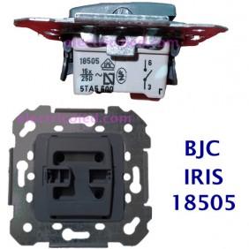 mecanismo-interruptor-unipolar-16a-bjc-18505-iris-electricoled