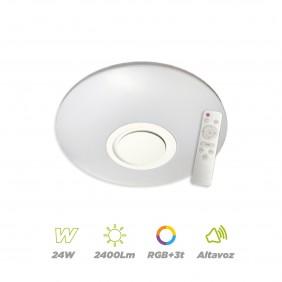 Plafonnier LED 24W