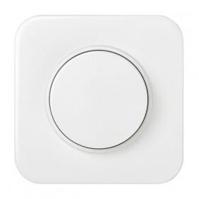 Tapa + Botón Regulador BLANCO
