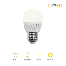 Esférica Led 9w 900lm LightED