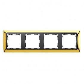 marco-4-elementos-simon-82-gama-grafito-82844-66-oro-electricoled