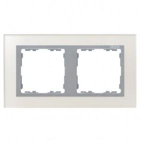marco-2-elementos-simon-82-nature-gama-cristal-plata-zocalo-aluminio-82927-62-electricoled