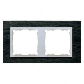 marco-2-elementos-simon-82-nature-piedra-pizarra-aluminio-82927-63-electricoled