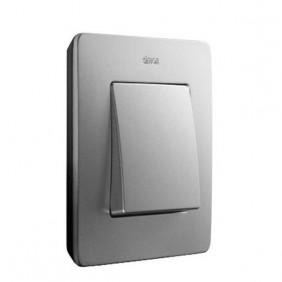 marco-1-elemento-simon-82-detail-original-air-8200610-293-aluminio-frio-base-negro-electricoled