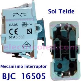 mecanismo-interruptor-unipolar-sol-teide-bjc-16505-electricoled