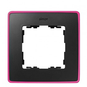 marco-1-elemento-simon-82-detail-fluor-select-8201610-261-grafito-base-rosa-fluor-electricoled