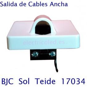 salida-de-cables-ancha-sol-teide-bjc-17034-electricoled