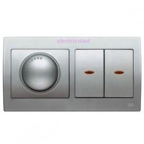 marco-2-elementos-horizontal-serie-iris-color-aluminio-mercurio-bjc-18002-ma-electricoled