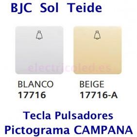 """Tecla Ancha Pulsador """"Timbre"""""""