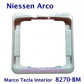 Marco Tecla Intermedia Arco Color Niessen 8270 MARFIL