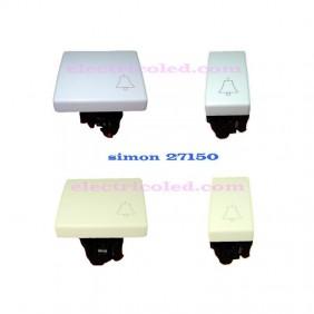 Pulsadores Campana Simon 27150