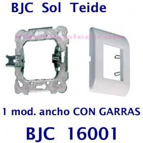 placa-con-garras-1-modulo-ancho-sol-bjc-16001