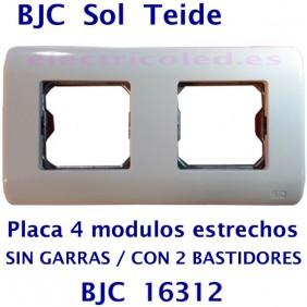 placa-2-modulos-anchos-sol-bjc-16312-16002