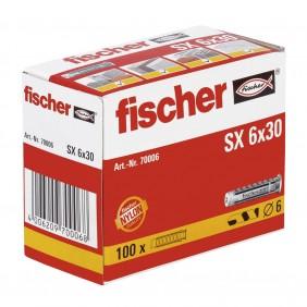Taco Fischer SX 6x30 100unid.