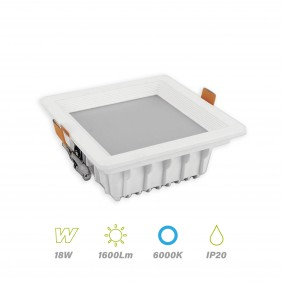 Downlight Led 18w 6000K 1600lm Lighted 67613