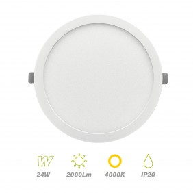 Plafón-Superficie-Led-LightED-MONET-24w-4000K