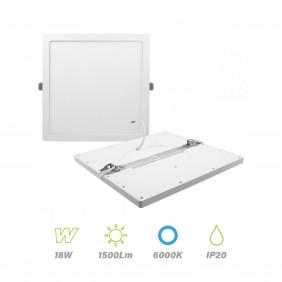 Downlight LED Superfice MONET SQUARE 18w 6000K
