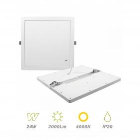 Downlight LED Superfice MONET SQUARE 24w 4000K