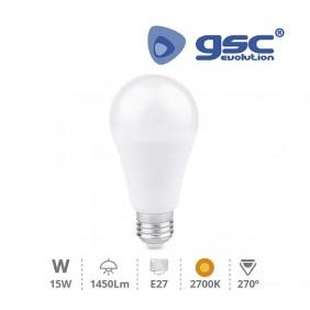 Bombilla LED E27 15w 2700K