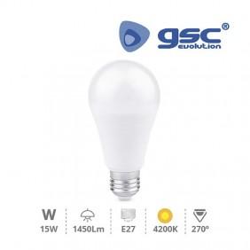 Bombilla LED E27 15w 4200K