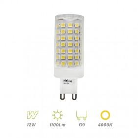 Bombilla LED G9 12w Luz Neutra