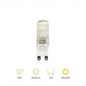Bombilla LED G9 4w Luz día