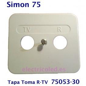 Tapa Para Toma de R-TV