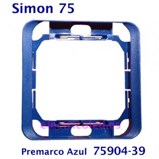 Intermedia Azul 75904-39