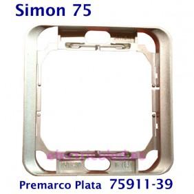 Intermedia Plata 75911-39