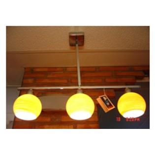 Lámpara Cromada